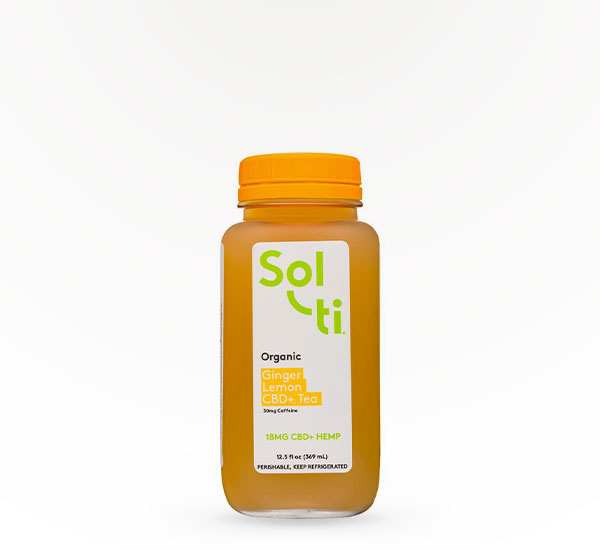 Solti 18mg Hemp CBD