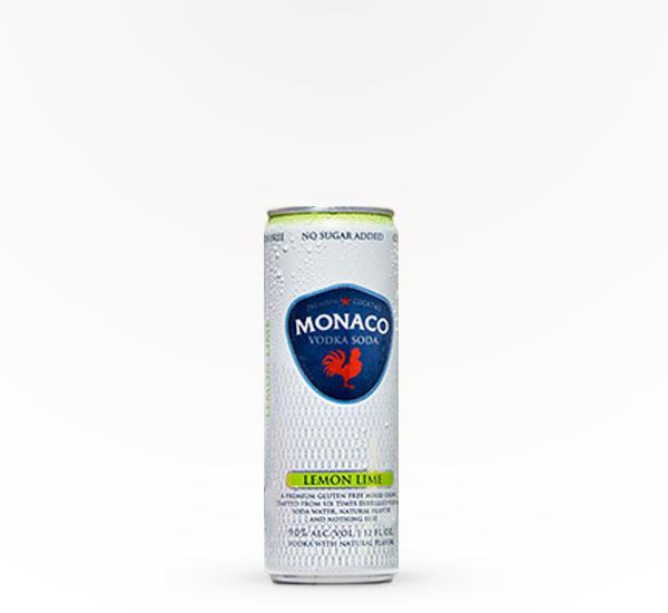 Monaco Vodka Soda