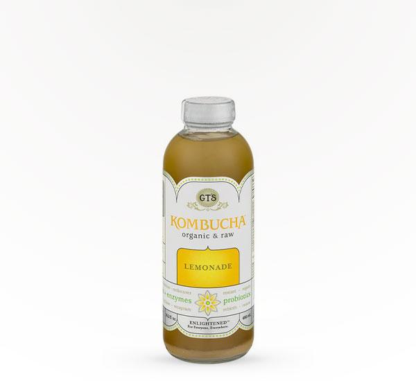 GT's Synergy Kombucha Lemonade