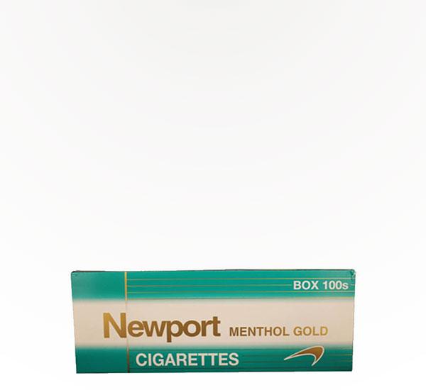Newport Menthol Gold