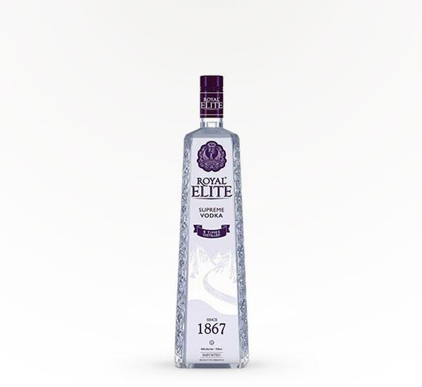 Royal Elite Vodka