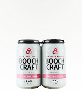 Boochcraft Organic Hard Kombucha