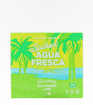 Golden Road Agua Fresca
