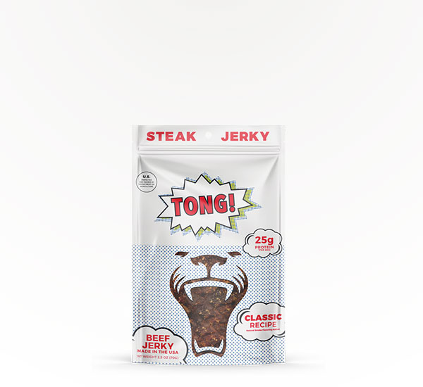Tong Steak Jerky
