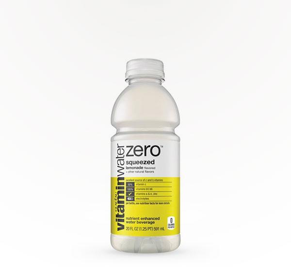 Glaceau Vitamin Water Zero Sugar