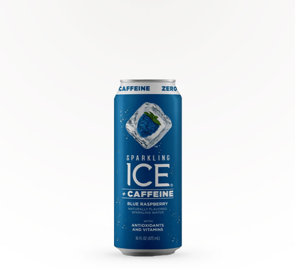 Sparkling Ice + Caffeine