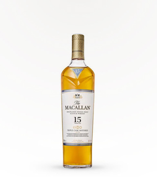 The Macallan Triple Cask