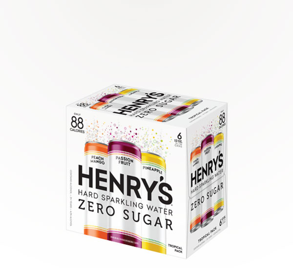 Henry's Hard Sparkling Water