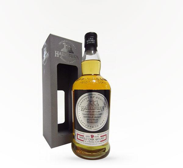 Hazelburn Triple Distilled Campbeltown Single Malt Scotch Whisky