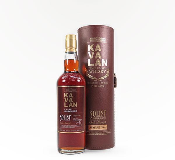 Kavalan Port Whisky