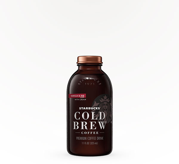 Starbucks Cold Brew Coffee