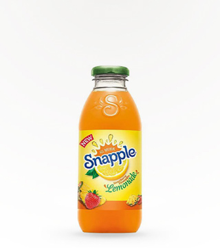 Snapple Strawberry Pineapple Lemonade
