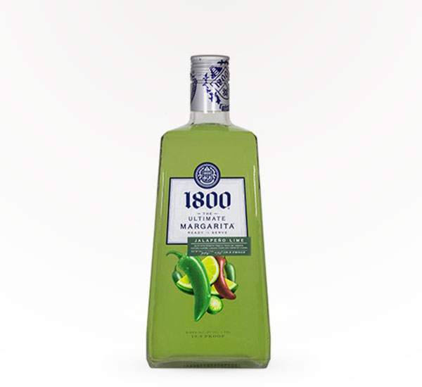 1800 Ultimate Jalapeno Margarita 1.75L