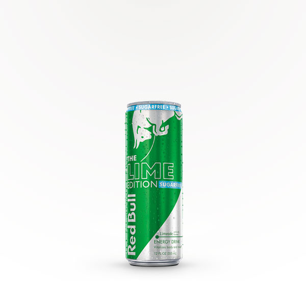 Red Bull Lime Edition