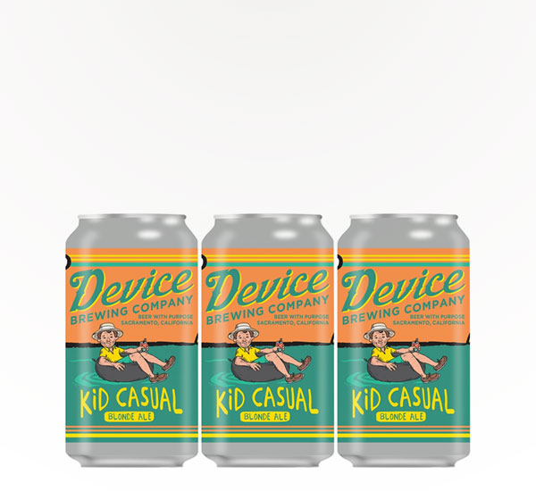 Device Brewing Company Kid Casual