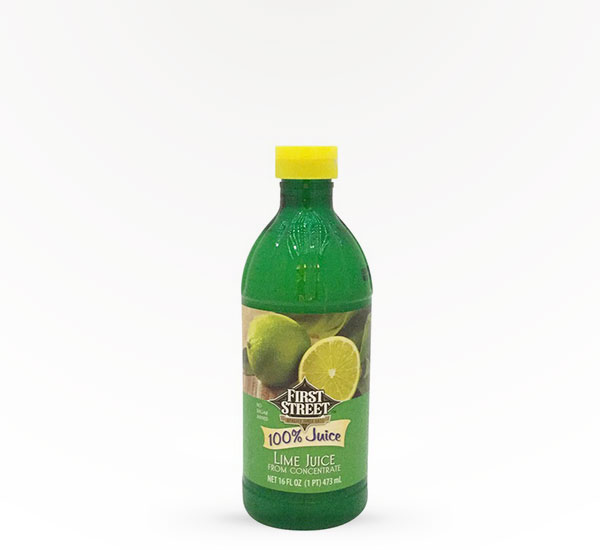 First Street Lime Juice
