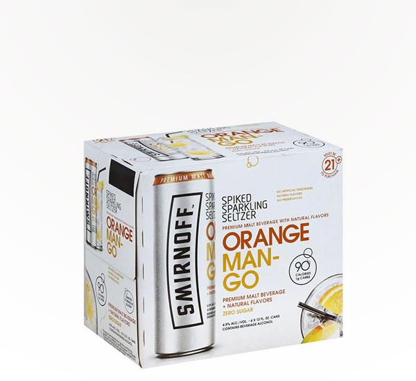 Smirnoff Orange Mango