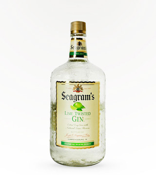 Seagram's Twisted Lime Gin