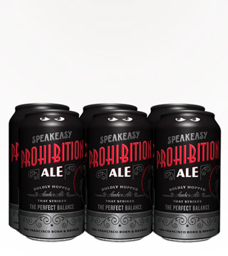 Speakeasy Brewing Prohibition Ale