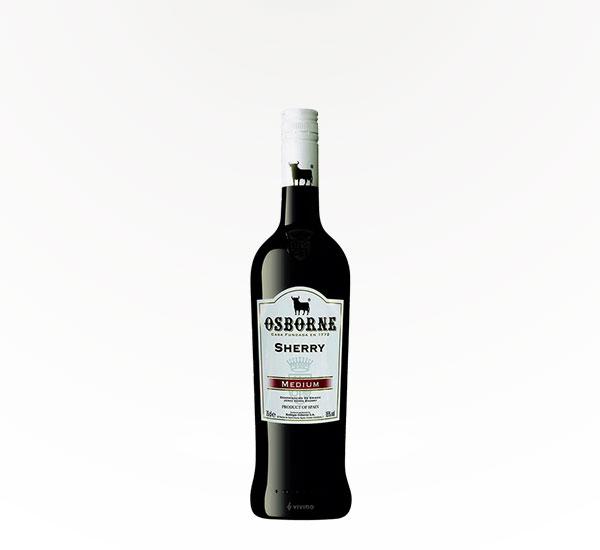 Osborne Medium Dry Sherry