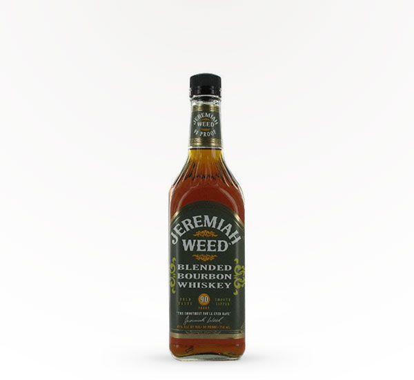 Jeremiah Weed Bourbon 750ml