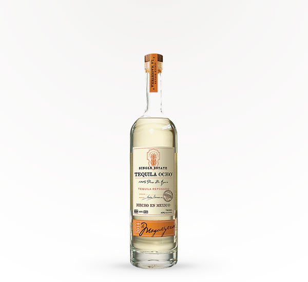 Single Estate Tequila Ocho
