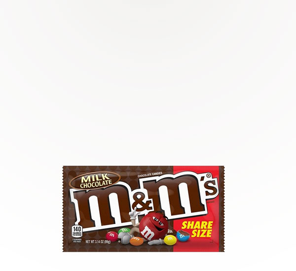 M and M's