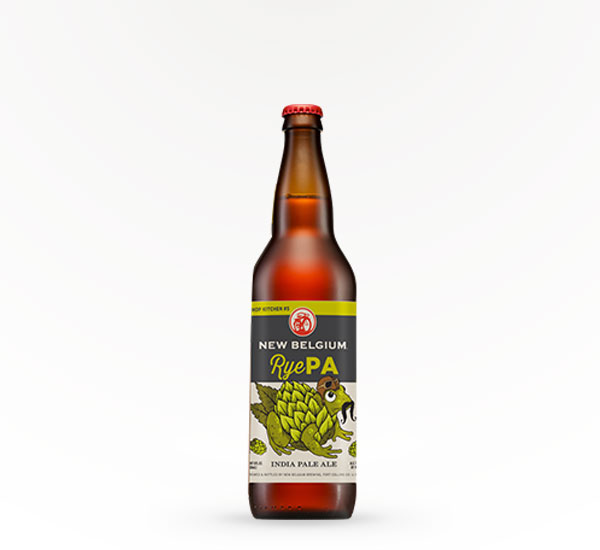 New Belgium Hop Kitchen Seasonal