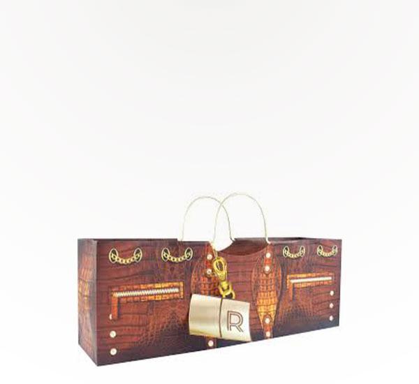 Crock Wine Purse Bag