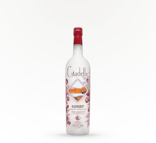 Citadelle Raspberry Vodka