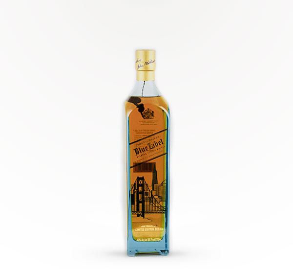 Johnnie Walker Blue San Francisco Edition