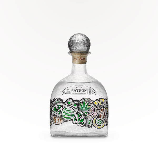 Patrón Silver Limited Edition Bottle