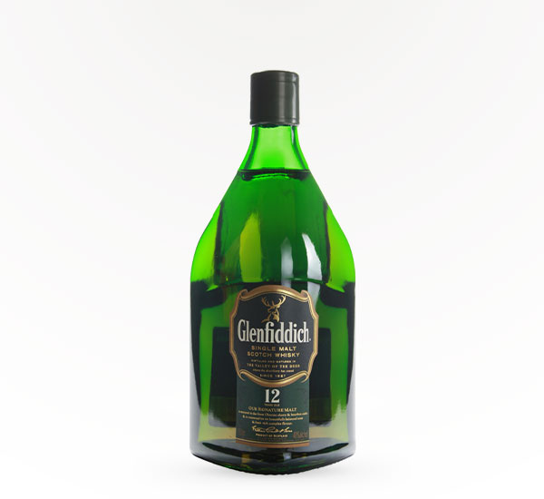 Glenfiddich Scotch 12 Year Old