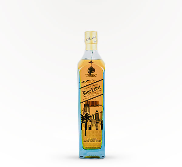 Johnnie Walker Blue Los Angeles Edition