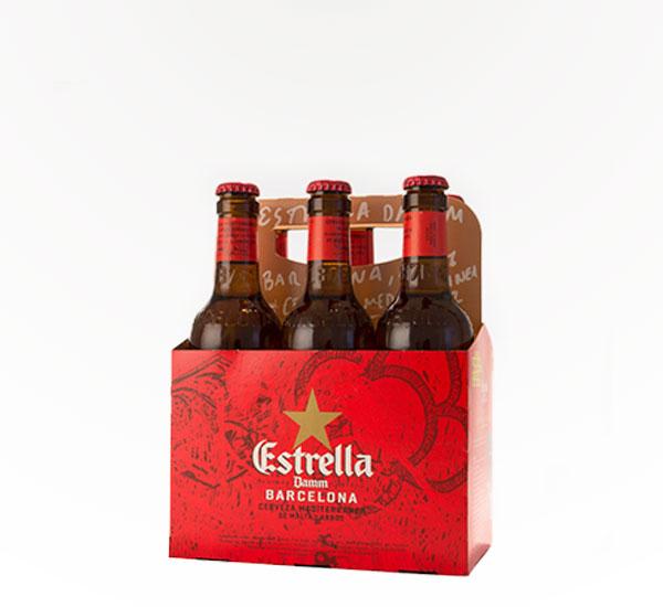 Estrella Damm Lager