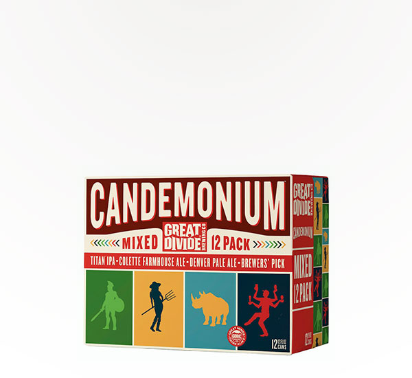 Great Divide Candemonium Mixed 12 Pack