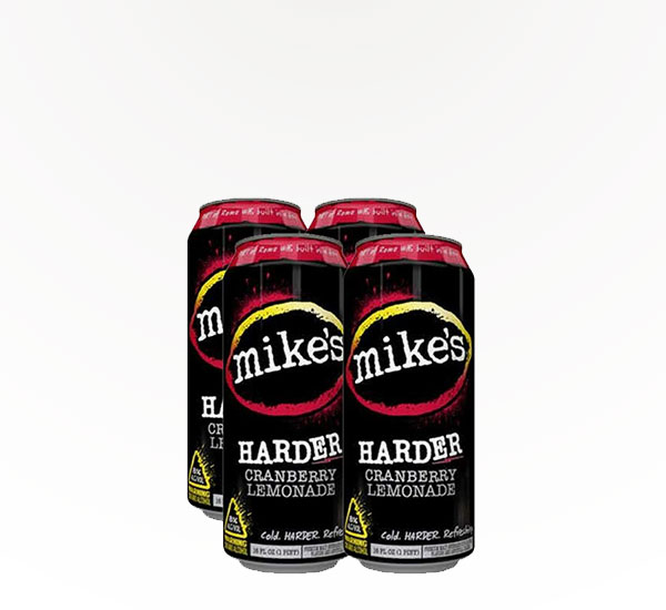 Mike's Harder Cranberry Lemonade