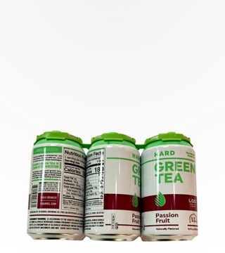 LQD Hard Green Tea