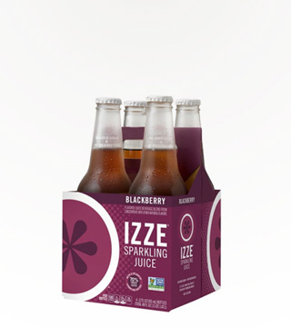 Izze Blackberry 4-pack