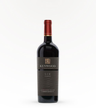 Kenwood Six Ridges Alexander Valley Cabernet