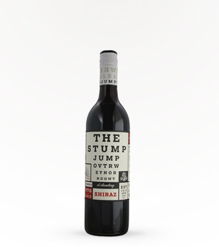 D'Arenberg Shiraz Stump Jump