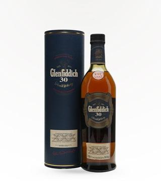 Glenfiddich Scotch 30 Year