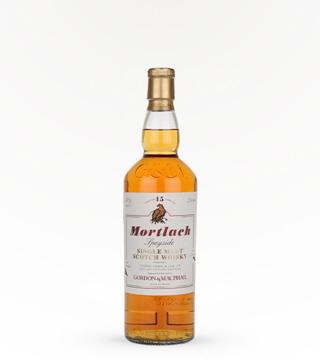 G & M Mortlach 15 Yr Speyside