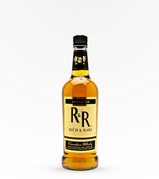 Rich & Rare Canadian 750ml Pet