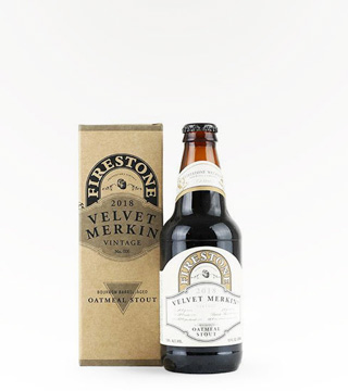Firestone Walker Velvet Merkin Oatmeal Stout 12oz