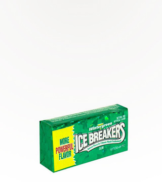 Ice Breaker's Wintergreen Gum