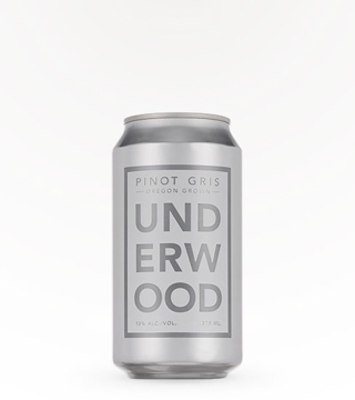 Underwood Pinot Gris in a can