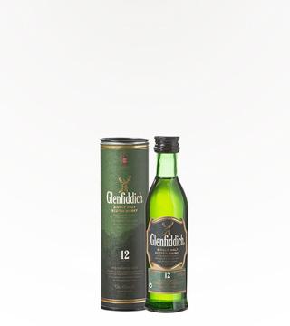 Glenfiddich Single Malt Collection 50ml