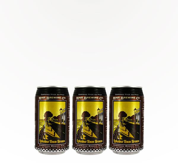 Maui Brew Lahaina Twn Brn 6pk