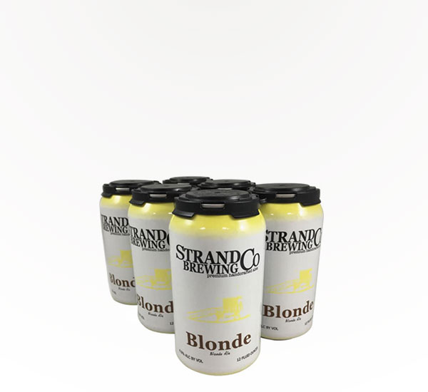 Strand Brewing Blonde Ale